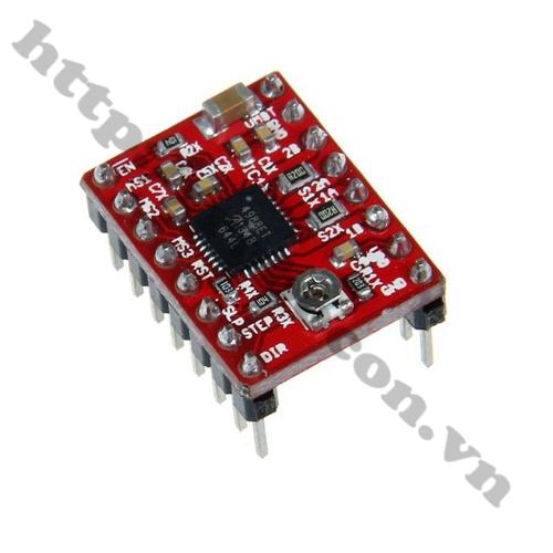 MDL173 Module Điều Khiển Động Cơ Bước A4988