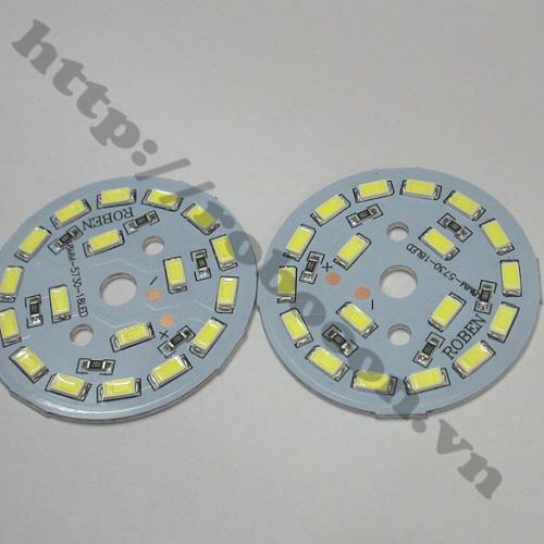 LED85 Nhân Đèn Led 15VDC-9W Dạng Vòng