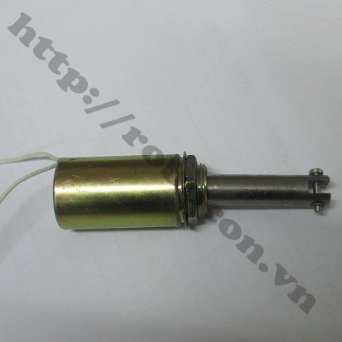 PKK331 Cuộn Hút Hình Ống 24V