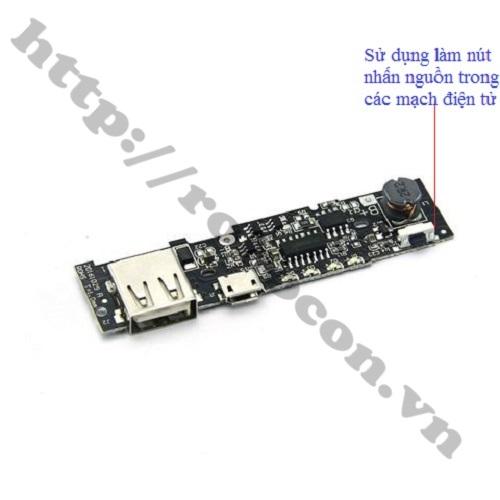 SW16 Nút Nhấn 2 Chân 3x6x3.5mm SMD