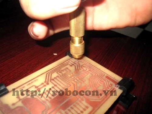 Mũi khoan mạch điện tử 0,7-1,5mm