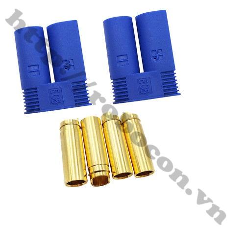 Jack Nối Nguồn EC5-5mm 100A