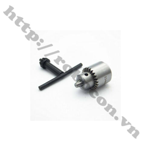 PKK403 Đầu Kẹp Mang Ranh 3 Chấu JT0 0.3-4mm