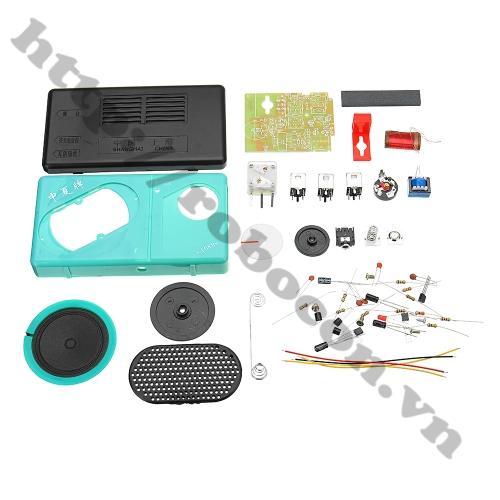 Bộ Kit DIY Đài Radio AM-FM S66E