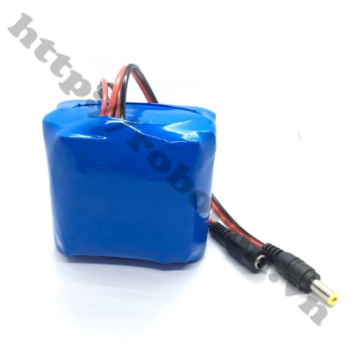 CBM138 pin sạc lithium 4s 2p 14.8V – 16.8V 6000MAH