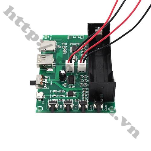 Mạch Giải Mã Âm Thanh Bluetooth Pam8403- 10W XH-A150