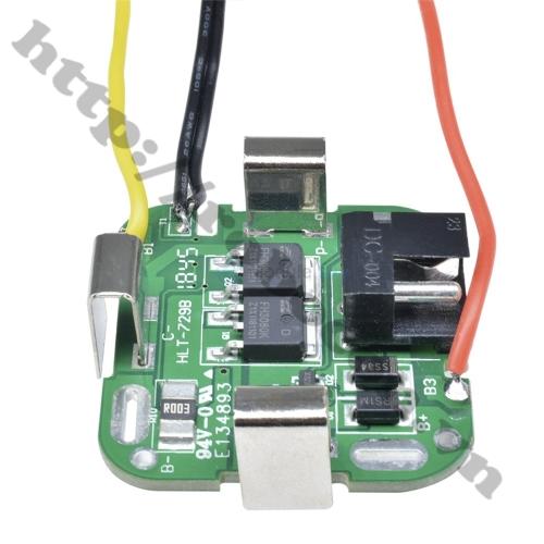 Mạch Sạc Và Bảo Vệ Pin 4S 14.4V Chế Pin Máy Khoan