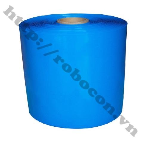PPKP91 Màng Co Nhiệt PVC Cách Điện Bọc Cell Pin 18650- 190mm