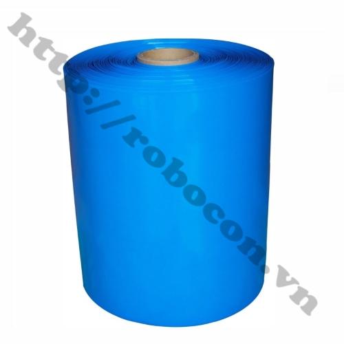 Màng Co Nhiệt PVC Cách Điện Bọc Cell Pin Bản 380mm
