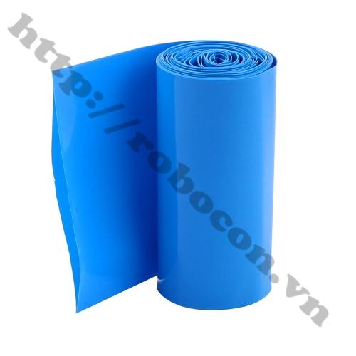 Màng Co Nhiệt PVC Cách Điện Bọc Cell Pin Bản 300mm