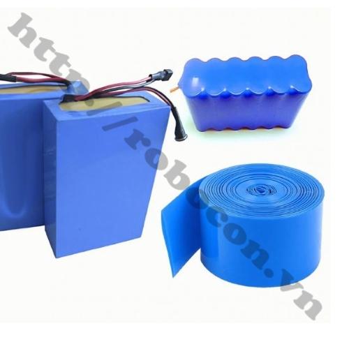 Màng Co Nhiệt PVC Cách Điện Bọc Cell Pin Bản 250mm