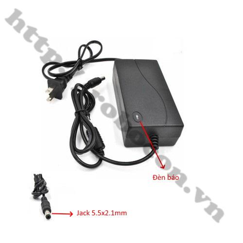 NG92 Nguồn Adapter 12V 5A Jack DC 5.5x2.1mm
