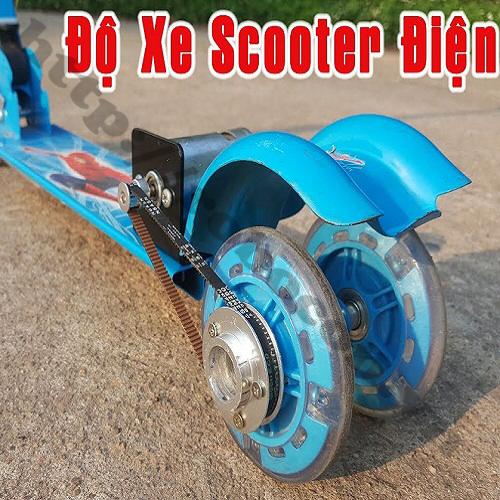 CBM26 Bộ Combo Chế Xe Scooter Điện