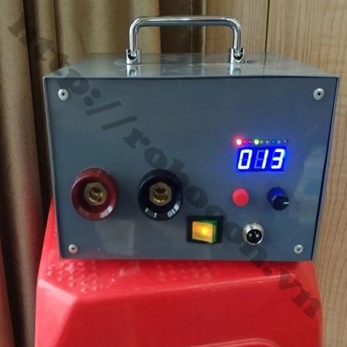 Bộ Combo Chế Máy Hàn Cell từ Mạch Timer LED 41A