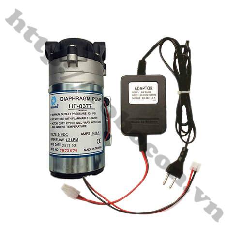 NG38 Nguồn Adapter 24V – 1.2A (Nguồn Máy Phun Sương)