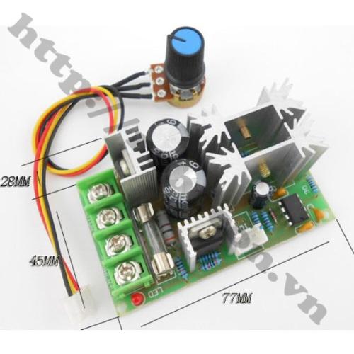 MDL199 Module Điều Khiển Động Cơ PWM 10-60VDC - 20A