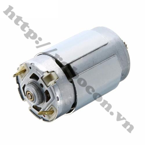 Động Cơ Máy Khoan Pin Siêu Khỏe R550-12V 12 Răng