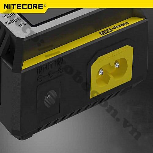 Bộ Sạc 2 Pin Nitecore New i2