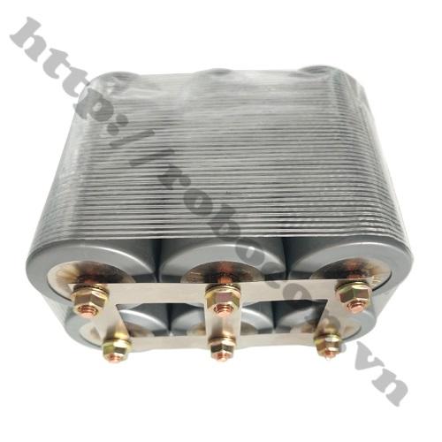 Pin Sạc 32650-3.7V-5000mAh sử dụng để chế pack pin