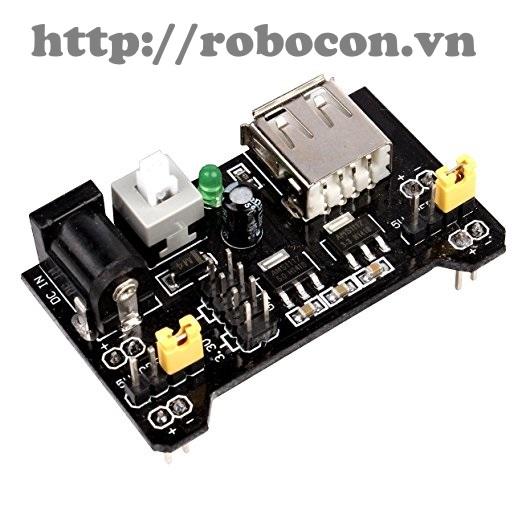 Module nguồn board test 3.3V - 5V