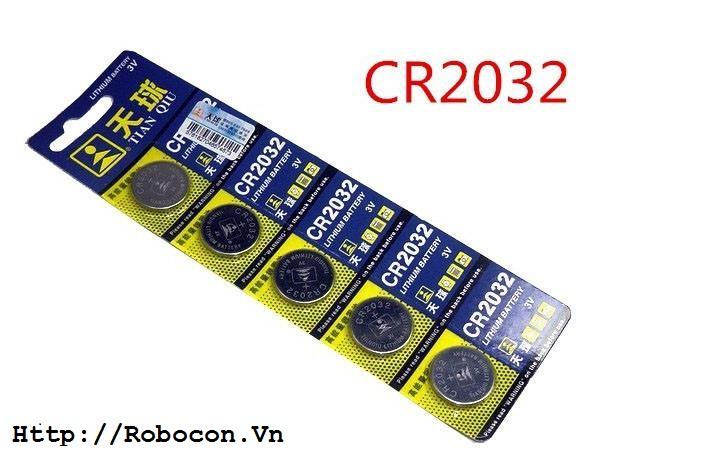 Pin CR2032