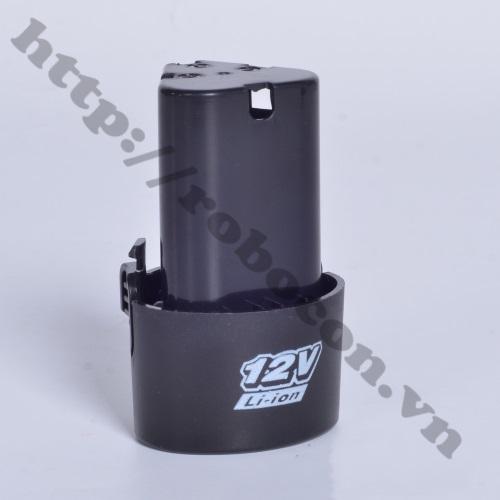 Vỏ Pin Máy Khoan 12V 3S