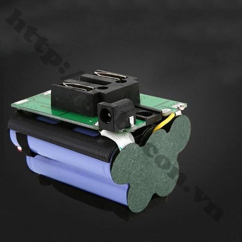 Mạch Sạc Và Bảo Vệ Pin 4S-14.4V-16.8V Chế Pin Máy Khoan sử dụng để chế pin máy khoan