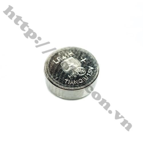 Pin Cúc Áo 1.5V AG3/LR41H/392A