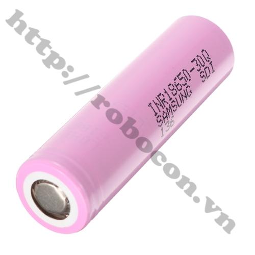 Pin Samsung 18650 30Q 3000mAh Dòng Xả 20A