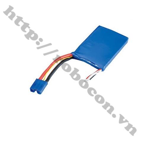 Jack Nối Nguồn EC5-5mm 100A sử dụng để chế pin RC