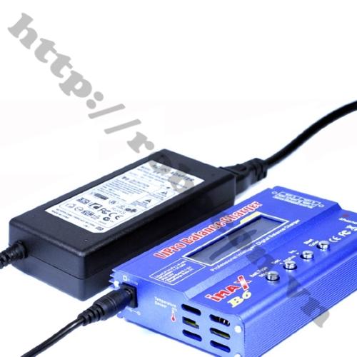 Adapter 15V 6A 90W Cho Sạc Imax B6