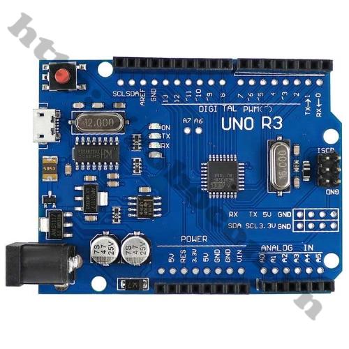 Module Arduino Uno R3 SMD Chíp Dán