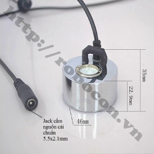 SPCN14 Động Cơ Tạo Hơi Nước - Phun Sương 24V Không LED