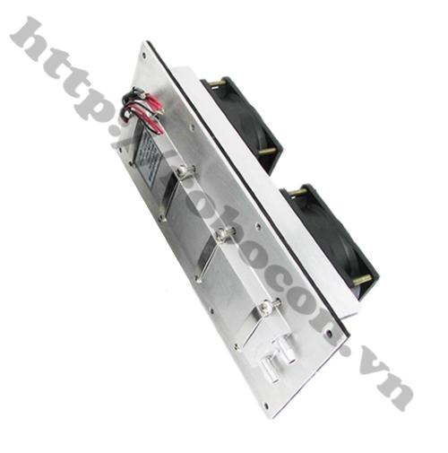 Tản Nhiệt Nước Cho Sò Nóng Lạnh 40x120x12mm sử dụng tản nhiệt sò nóng lạnh