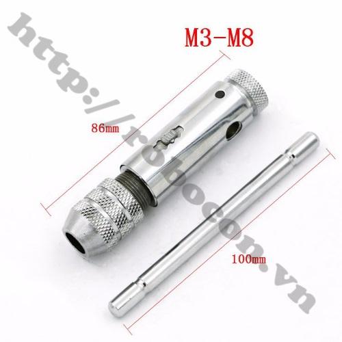 Tay Quay Taro Tự Động M3-M8