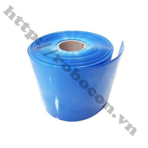 PPKP90 Màng Co Nhiệt PVC Cách Điện Bọc Cell Pin 18650- 170mm