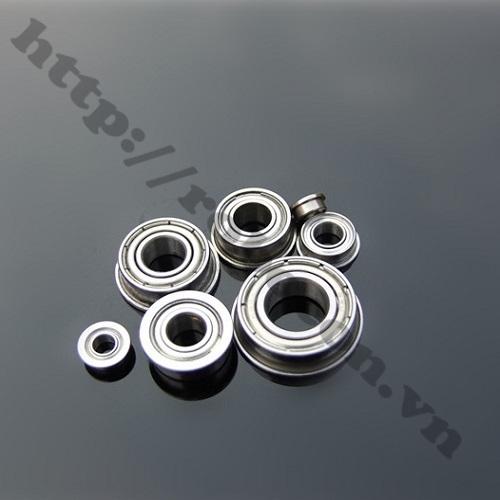 bạc đạn Mặt Bích Trục 3mm