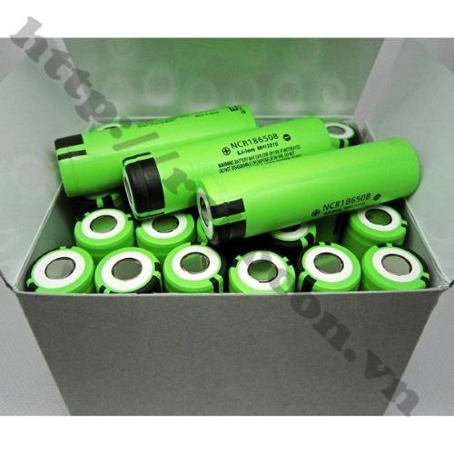 PPKP48 Pin Panasonic NCR 18650PF 2900mAh-10A 7930 Chính Hãng