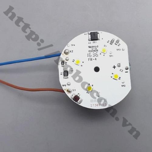 LED109 Đèn LED Philip 220V 3W