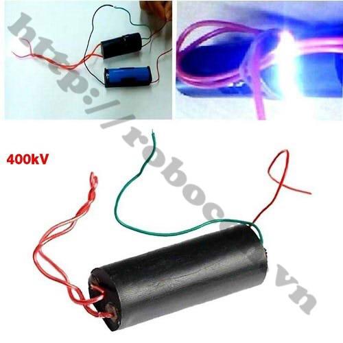 MDL185 Module Tăng Áp 400KV tạo tia lửa điện
