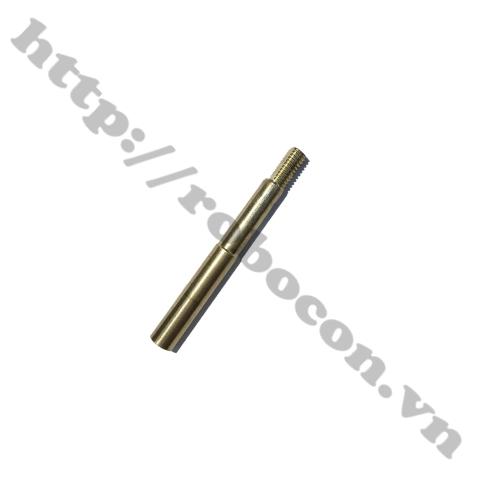 Khớp Nối Trục Chế Quạt 80x8mm-3.17mm