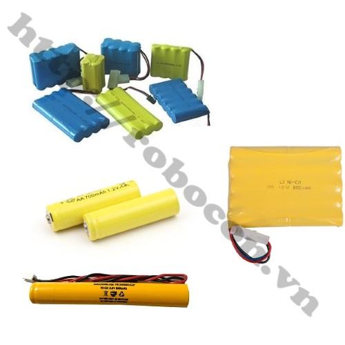 Pin Sạc Ni-CD AA 1.2V 700mAh được sử dụng để chế pin ghép sử dụng trong các thiết bị y tế