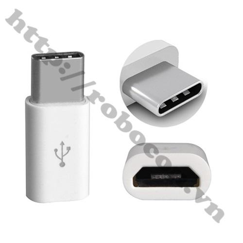 CO210 Đầu chuyển micro USB sang Type C