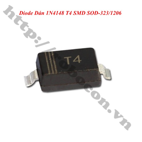 DO65 Diode Dán 1N4148 T4 SMD SOD-323/1206