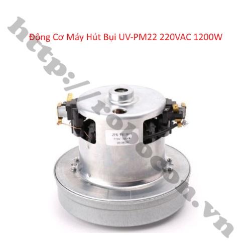 Động Cơ Máy Hút Bụi UV-PM22 220V 1200W