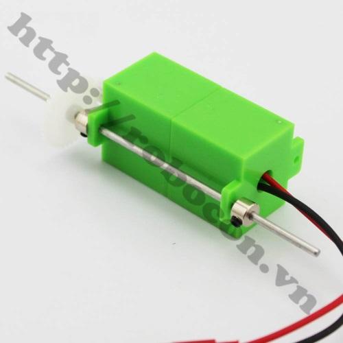 Vòng Đệm Giữ Trục sử dụng giữ trục trong mô hình bánh xe oto