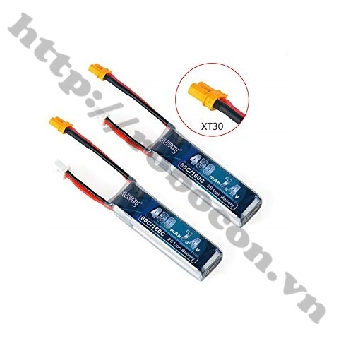 Jack Cắm Pin XT30