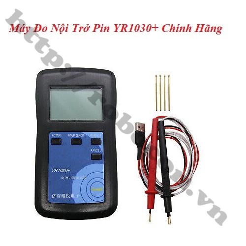 PPKP169 Máy Đo Nội Trở Pin YR1030 Plus Chính Hãng, Độ Chính Xác Cao
