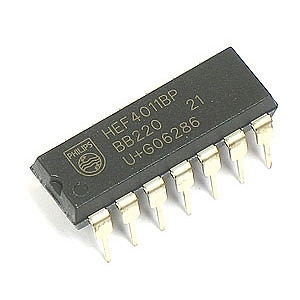IC8 IC đếm CD4011BE (DIP)