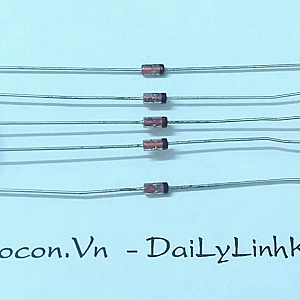 DO13 Diode zener 7.5V - BZX55-C7V5